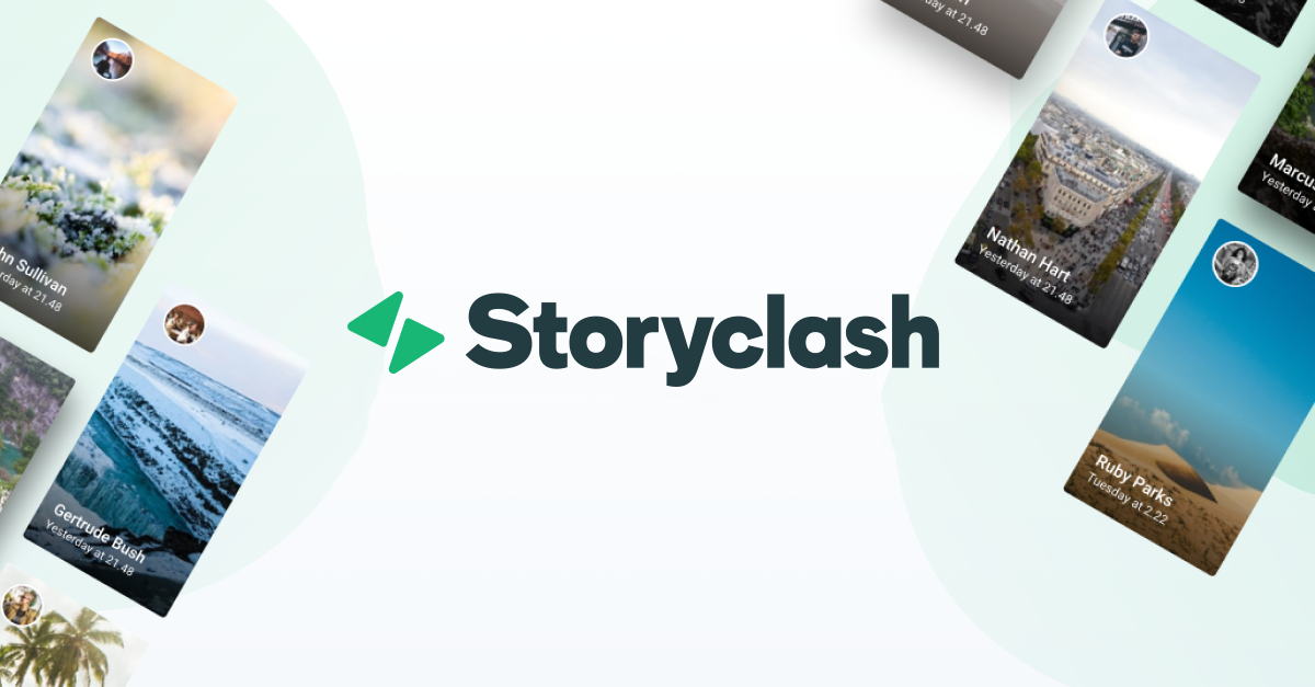 Storyclash - Track Influencer content on Instagram and TikTok